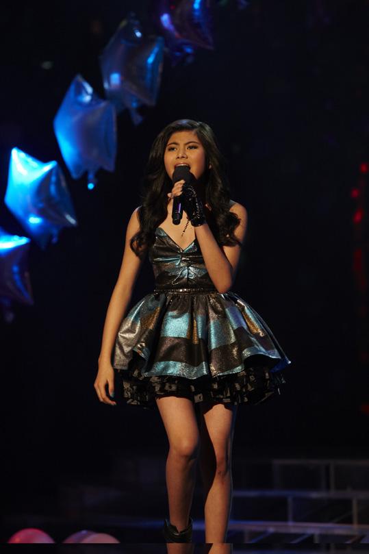 Marlisa wins X Factor