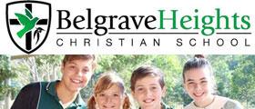 Belgrave Heights Christian School Vic