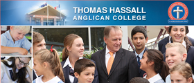 Thomas Hassall Anglican College - Middleton Grange NSW