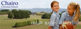Chairo Christian School - Pakenham VIC