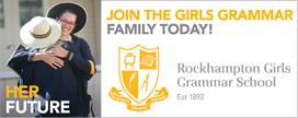 ROCKHAMPTON GIRLS GRAMMAR SCHOOL - Rockhampton Qld