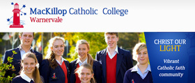 MacKillop Catholic College, Warnervale NSW