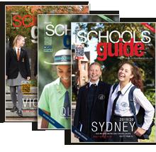 Schools Guide magazines