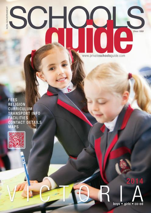 Schools Guide Victoria edition