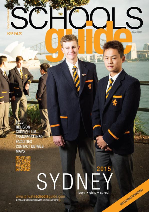 Schools Guide Sydney Edition